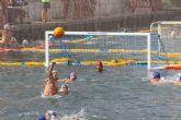 El Club Waterpolo Carthago y el CW Elche se reparten los triunfos en el IV Torneo UPCT Ciudad de Cartagena