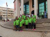 El Centro de D�a de Personas con Discapacidad se solidariza con el municipio de Los Alc�zares
