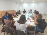 El Ayuntamiento de Totana impulsa la coordinación entre organismos del municipio que trabajan para la mejora de la empleabilidad de colectivos en situación de riesgo o exclusión social