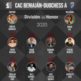 El CAC Beniaján parte como el equipo más fuerte en el campeonato de España de ajedrez por clubes