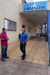 Mazarr�n reivindica la necesidad de un punto COVID en el municipio
