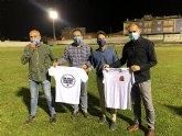 El Director General de Deportes visita al Muleño C.F. en el inicio de la temporada de entrenamientos