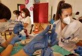 Unos 1.100 j�venes de Totana se vacunan hoy contra la meningitis