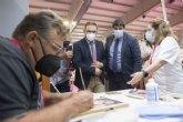 L�pez Miras espera que Feramur aporte 'ilusi�n y esperanza al sector artesano despu�s de un a�o y medio muy duro'
