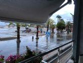 VOX San Pedro critica el abandono de Lo Pagán por parte del Ayuntamiento y exige soluciones por las constantes inundaciones