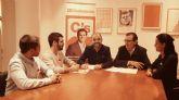 Los concejales de C's San Javier abordaron en el Congreso de los Diputados los principales problemas del municipio