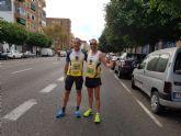 Participación del Club Atletismo Totana en la Media Maratón de Valencia