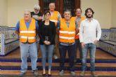 Cinco parados se encargarán de arreglar el paseo entre Santomera y El Siscar