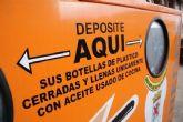 El Ayuntamiento de Alcantarilla instala nuevos contenedores para la recogida y reciclado de aceite usado de cocina