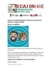 La Concejalía de Juventud de Molina de Segura organiza la charla Emprendedores artísticos: Paparajotes, Goblins y Conejos Zombie el lunes 26 de octubre