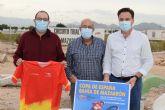 Mazarrón coronará a los campeones de la Copa de España de trial bici