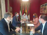 El Ayuntamiento solicita colaboración al Gobierno regional y a la Junta de Andalucía para dar un impulso definitivo a la aprobación del trasvase del Negratín