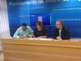 El Ayuntamiento de Molina de Segura firma un convenio con la Asociación Murciana de Rehabilitación Psicosocial para promover la inserción sociolaboral