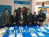 UNICEF Murcia presentó a los municipios de la Región reconocidos como Ciudades Amigas de la Infancia