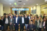 López Miras: 'El músculo del Partido Popular son sus afiliados'