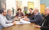 Esamur presenta en Puerto Lumbreras el estudio de alternativas para la nueva depuradora de Góñar
