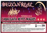 Las personas interesadas pueden echar desde hoy sus cartas al 'Buzón Real' para optar a participar en la Cabalgata de Reyes Magos