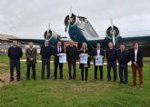 "La VI Carrera Popular ""Base Aérea de Alcantarilla"" empieza a caminar"