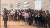 Pequeños conciertos escolares en el CEIP La Cruz con motivo de Santa Cecilila, patrona de la Música