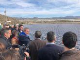 La CRM instala una innovadora planta solar fotovoltaica en su desaladora 'Virgen del Milagro'