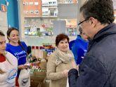 Los comercios y supermercados de Murcia acogen la Gran Recogida del Banco de Alimentos del Segura este fin de semana