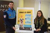 La concejalía de bienestar animal equipa a Policía Local con dos lectores de microchip
