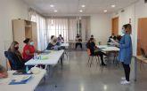 Colectivo El Candil inicia una acción formativa ocupacional de Atención Sociosanitaria a Personas Dependientes