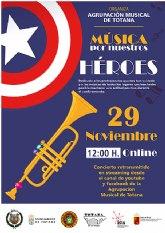 Concierto online Agrupación Musical de Totana