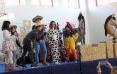 1.714 niños celebran la llegada de la Navidad en los colegios de Puerto Lumbreras