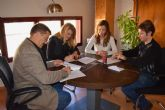 Ayuntamiento y ASPADEM firman un nuevo convenio para el mantenimiento de la piscina terapéutica