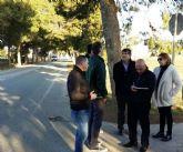 Trafico reordena los accesos al colegio Luis Vives para evitar incidentes