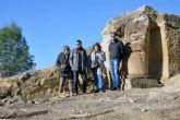 Patrimonio Arqueologico pondra en valor las canteras romanas