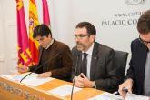 El alcalde emplaza al gobierno regional a cumplir con las inversiones previstas para Cartagena en los presupuestos de 2017