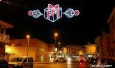 Los comercios y negocios de la calle Santomera y cercanas del Parral se unen para decorar con luces y música navideña