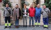 El Ayuntamiento incorpora tres nuevos trabajadores adheridos al programa de Empleo Público Local
