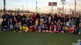 El Real Murcia, la E.F. San Miguel y los equipos de categoría chupetas, ganadores del XVIII Torneo Gómez Meseguer del Cartagena FC