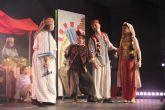 La Peña El Caldero sorprende con una cuidada adaptación del cuento clásico Aladín con voces en directo