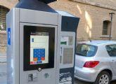 Cartagena estrena nuevos parquímetros con monedero virtual que permiten pagar desde cualquier punto de la ciudad