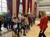Murcia acoge con los brazos abiertos a los niños del Pueblo Bielorruso, que disfrutan de la Navidad con familias de acogida
