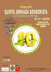 Abiertas inscripciones para la 5a Jornada de Senderismo del Colegio El Ope