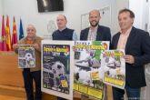 Los Clubes de Fútbol Base de Cartagena reunirá a 90 equipos en un Trofeo de Navidad solidario con los afectados por la DANA