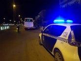 La Policía Local detiene al presunto autor de un robo con violencia tras una persecución y poner resistencia activa