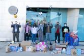 Recogidos más de 1.000 juguetes en la Campaña del Ayuntamiento