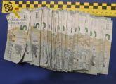La Guardia Civil detiene en Mula a un estafador especializado en el timo del 'cambio de billetes' en comercios