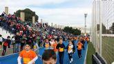 1.750 alumnos de los centros educativos de Alcantarilla participan en las pruebas de Campo de Campo a Través, dentro del Programa de Deporte Escolar