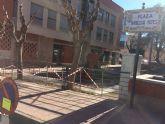 Finalizan las obras de acondicionamiento del Jardín 'Tío Juan Rita'