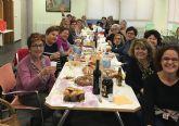 La asociación de mujeres 'Isabel González' comienza 2018 tan dinámica como siempre
