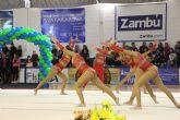 San Pedro del Pinatar acoge el II Torneo Regional de Gimnasia Estética y de Grupo