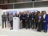 Turismo de Murcia se presenta como destino de eventos en Fitur