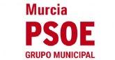 El PSOE advierte de que ha llegado el momento ineludible de ampliar el tranvía hasta la Arrixaca y el Polígono Oeste